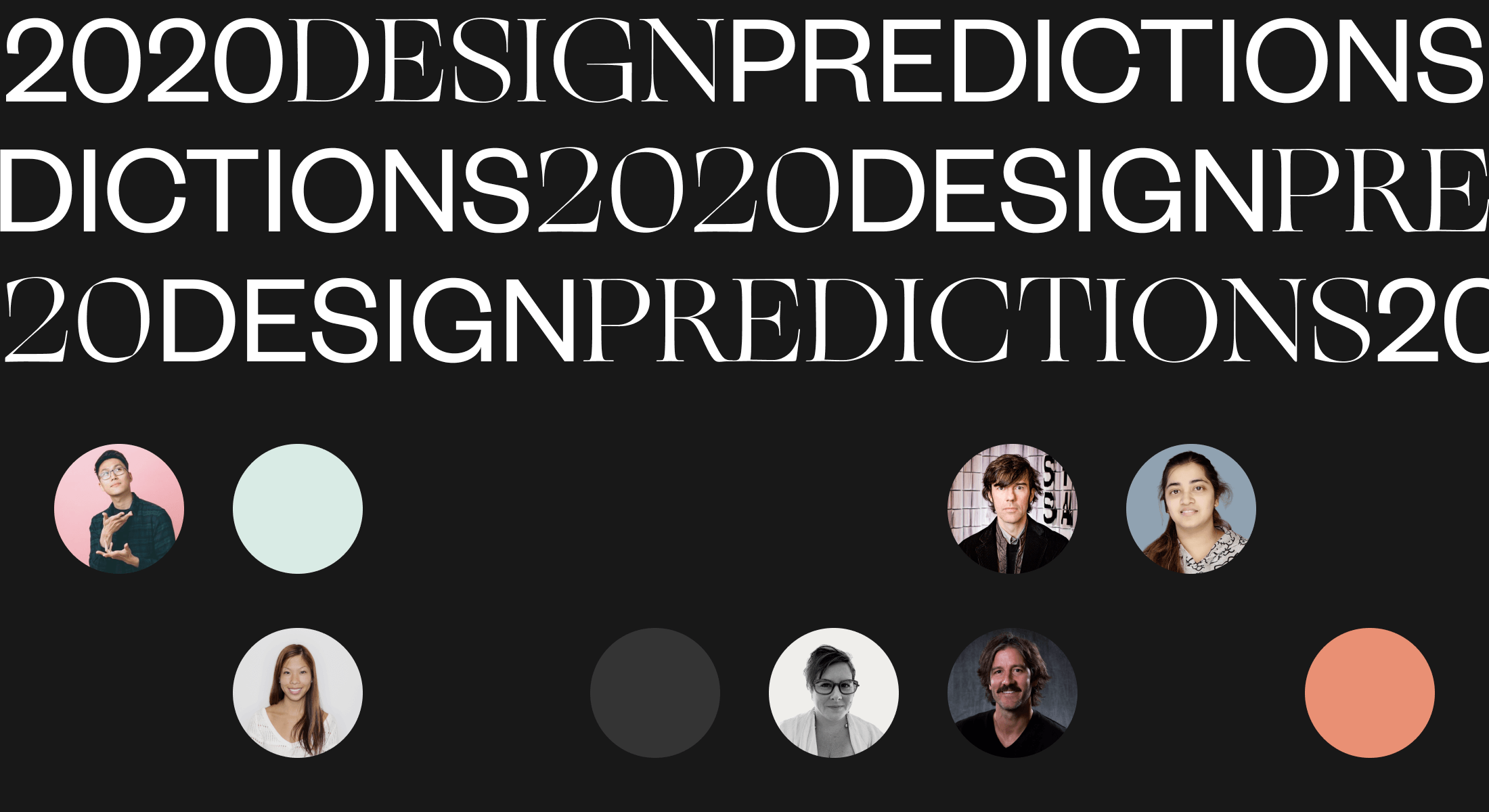 Design Trends Predictions for 2020