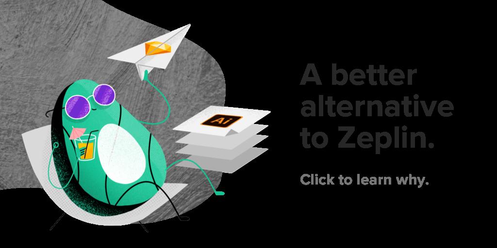 The More Advanced Zeplin Alternative Avocode